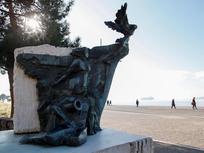 Denkmal der Helden aus Thrakien
