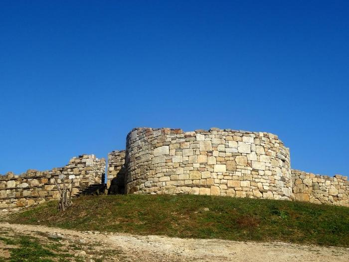 Die antike Stadt Stageira