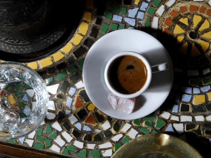 Грчка кафа