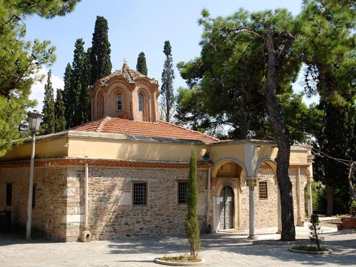 Манастир Влатадес