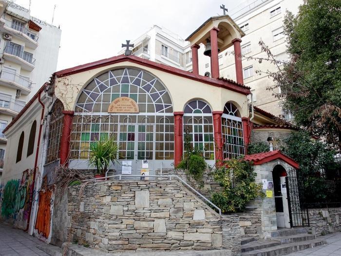 Die Kirche des Heiligen Georgios