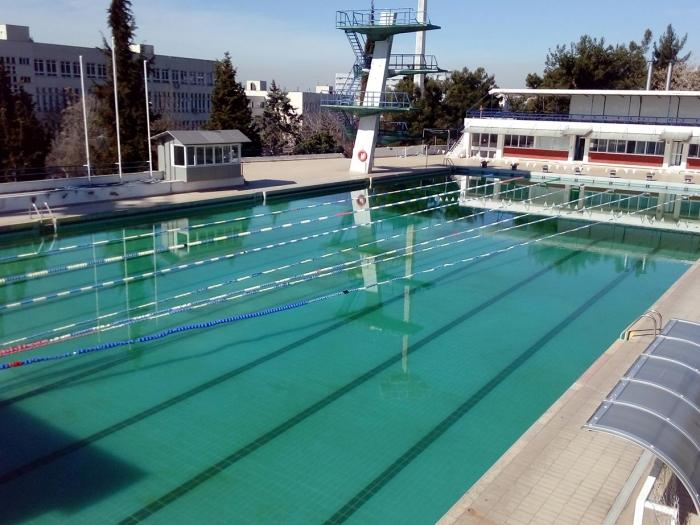 Nationales Schwimmbad