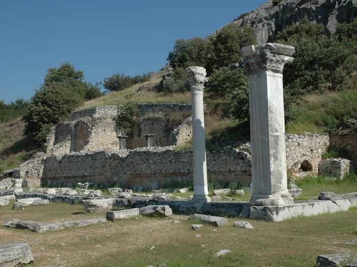 Aρχαιολογικος χωρος τ�...