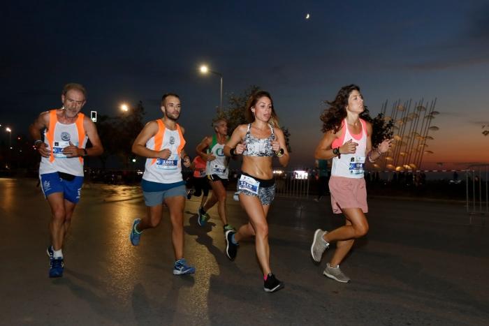 Mezza maratona notturna