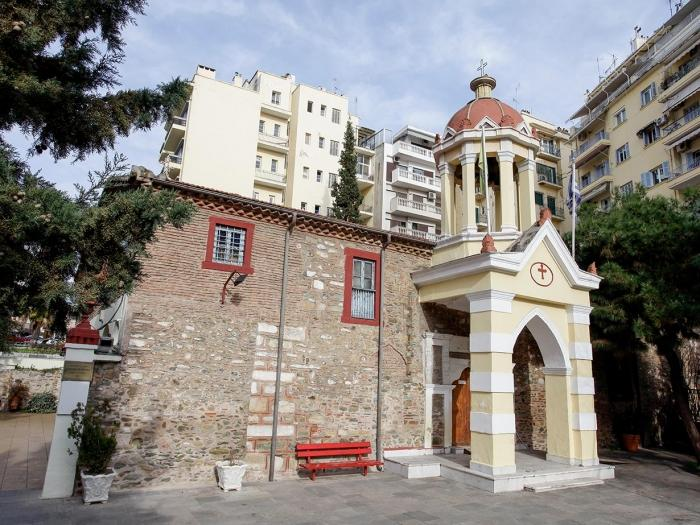 Die Kirche Nea Panagia