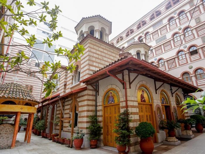 Das Heilige Kloster der Heiligen Theodor...